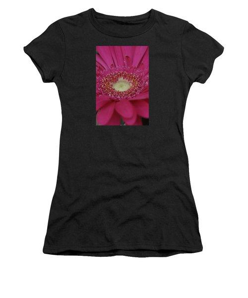 Closeup Of A Flower Women's T-Shirt