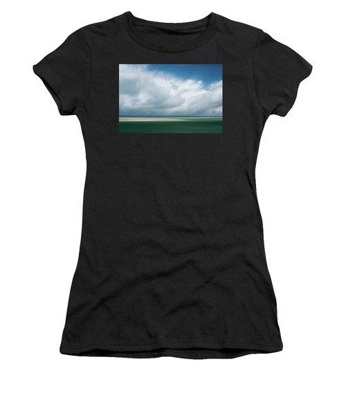 Cloud Bank Over Chatham Women's T-Shirt