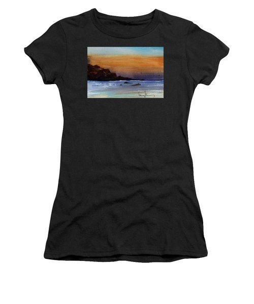 Cloud Bank Women's T-Shirt (Athletic Fit)