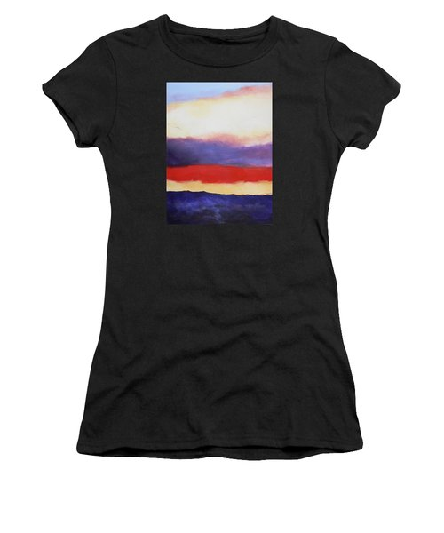Cloud Layers 4 Women's T-Shirt (Athletic Fit)