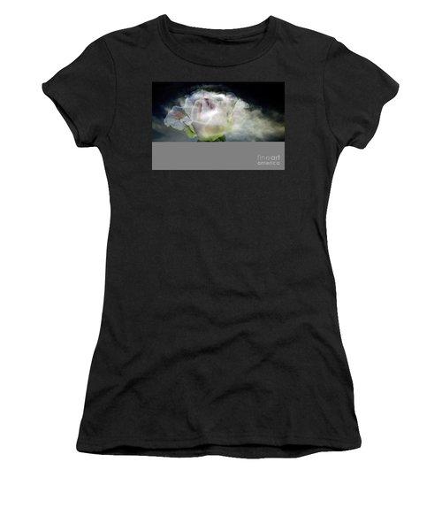 Cloud Rose Women's T-Shirt