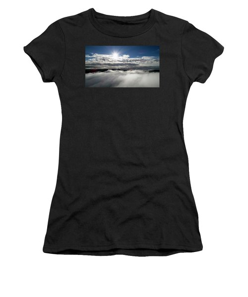 Clouds And Sun Women's T-Shirt