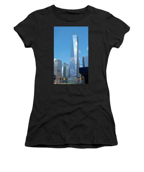 Clouds Reflection Women's T-Shirt
