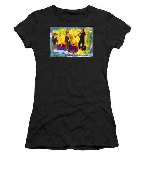Club Cuba Women's T-Shirt (Athletic Fit)