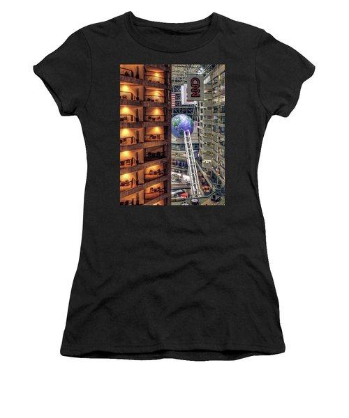 CNN Women's T-Shirt (Athletic Fit)