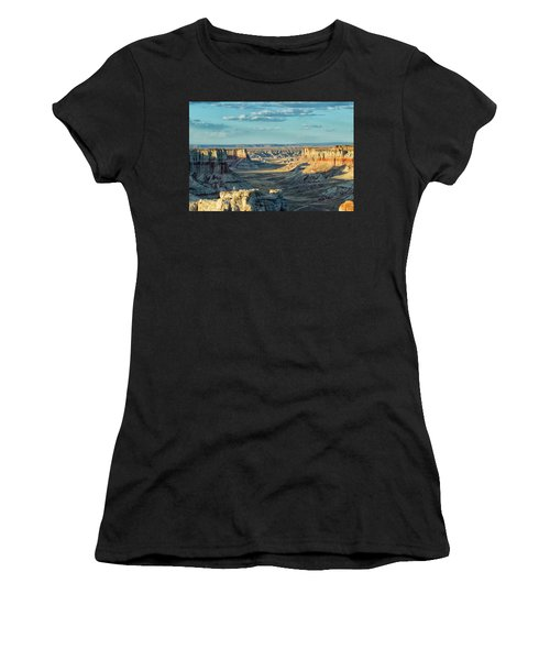 Coal Mine Canyon Women's T-Shirt (Athletic Fit)