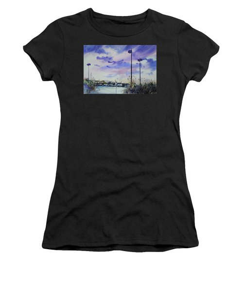 Coastal Beach Highway Women's T-Shirt