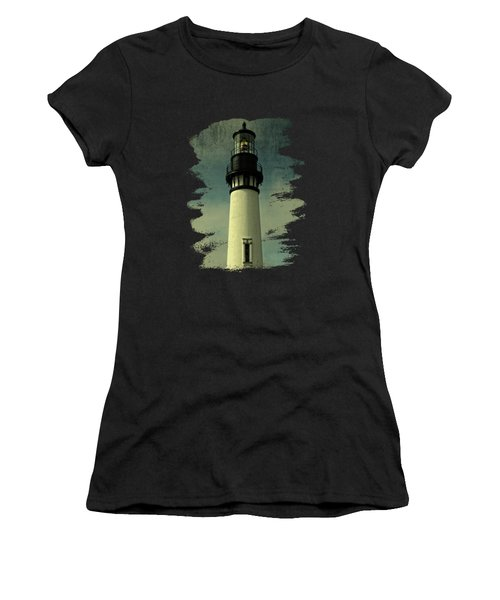 Coastal Breeze At Yaquina Head Women's T-Shirt
