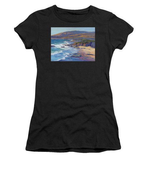 Coastal Cruising 8 / San Simeon Women's T-Shirt (Athletic Fit)