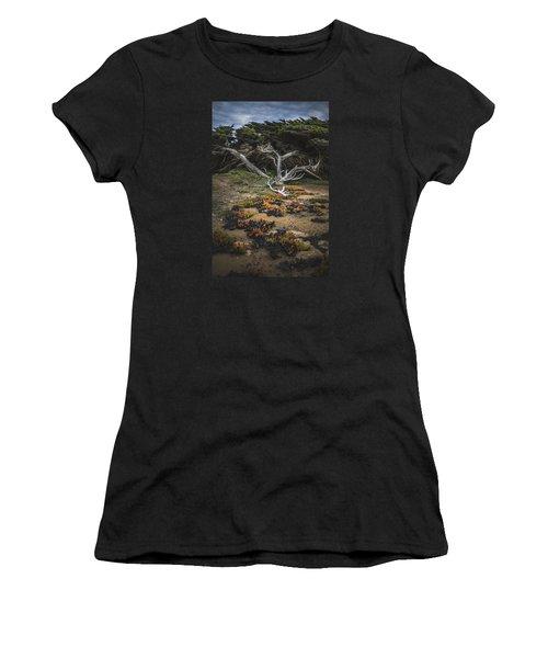 Coastal Guardian Women's T-Shirt (Athletic Fit)