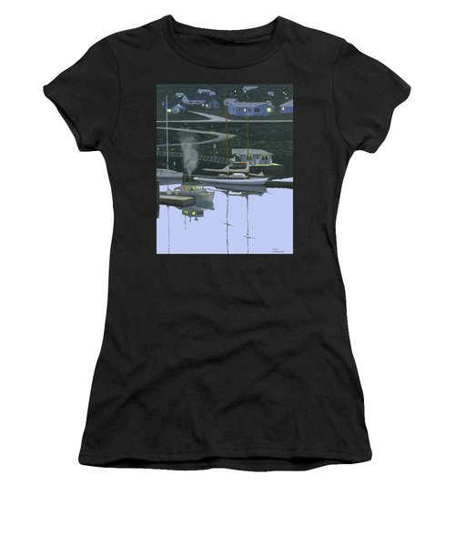 Coastal Morning Women's T-Shirt