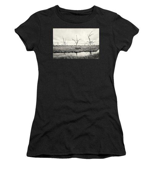 Coastal Skeletons Women's T-Shirt