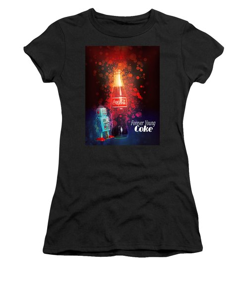 Coca-cola Forever Young 15 Women's T-Shirt