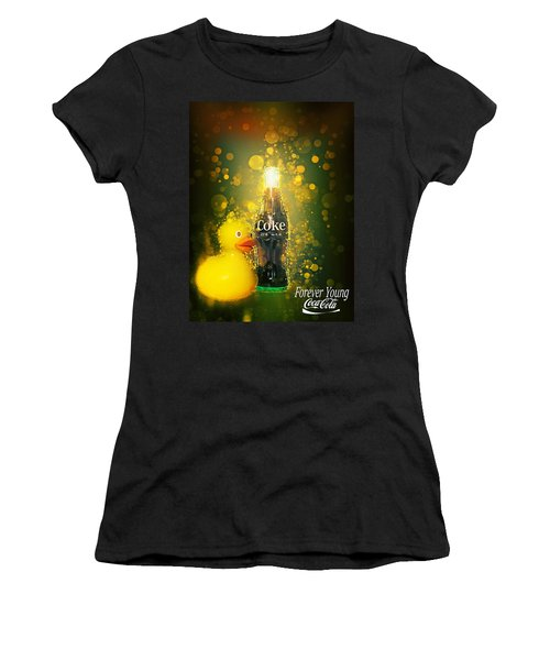 Coca-cola Forever Young 5 Women's T-Shirt