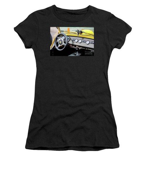 Cockpit 7 Women's T-Shirt (Athletic Fit)