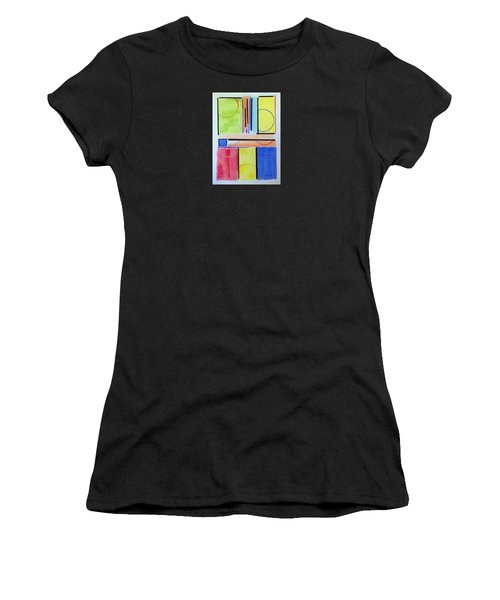 Cocktail Stains Women's T-Shirt (Athletic Fit)