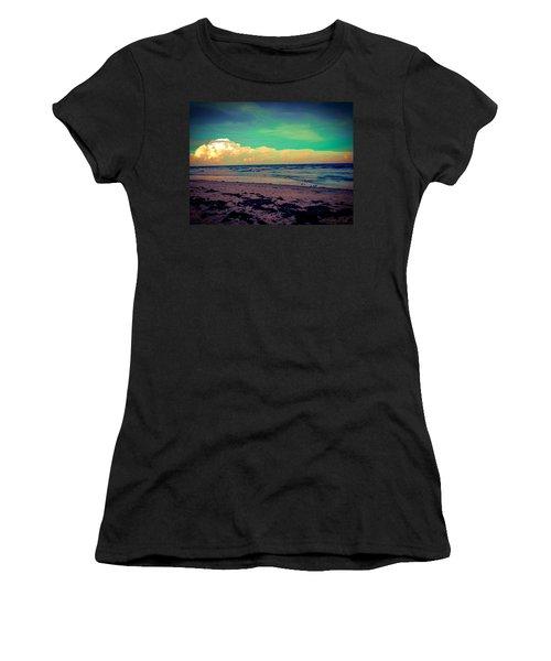 Cocoa Beach At Dusk Women's T-Shirt
