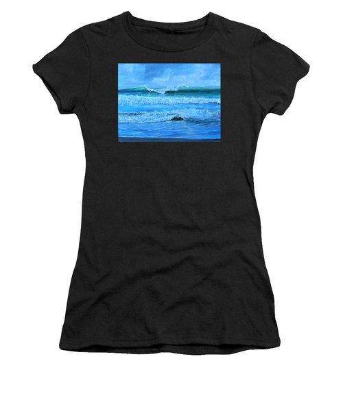 Cocoa Beach Surf Women's T-Shirt