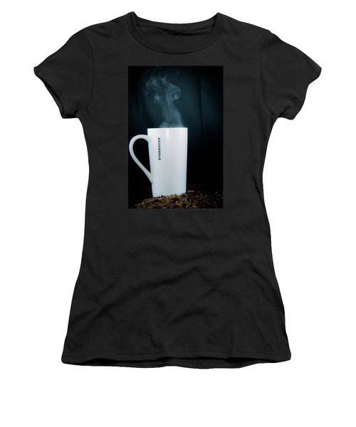 Coffee Women's T-Shirt (Athletic Fit)