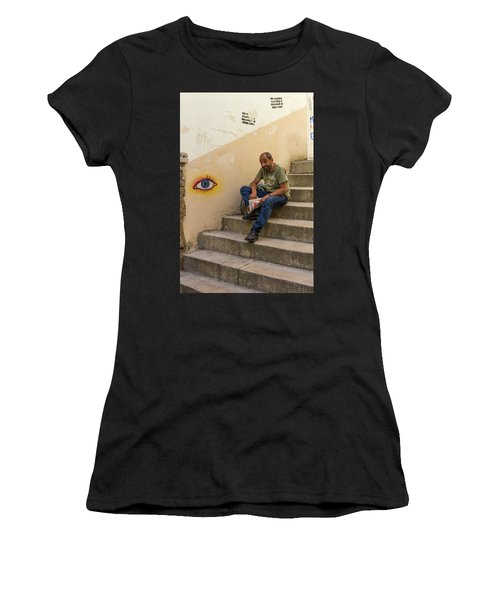 Coimbra  Local  Women's T-Shirt (Athletic Fit)