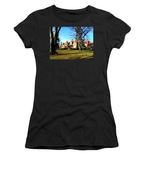 Coindre Hall Grandeur Women's T-Shirt (Athletic Fit)