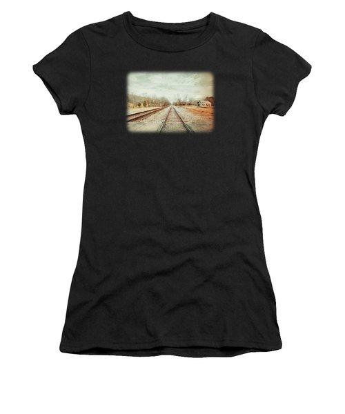 Col. Larmore's Link Women's T-Shirt (Junior Cut) by Anita Faye