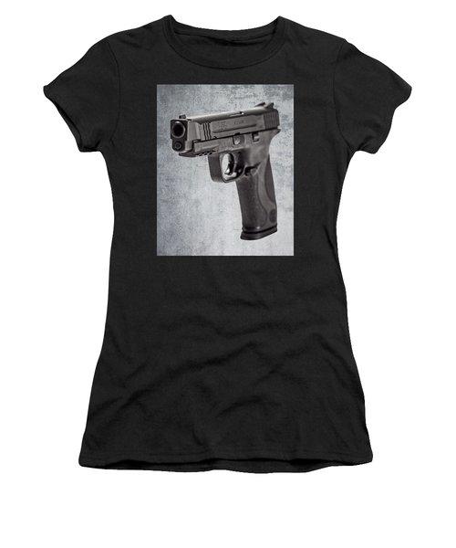 Cold, Blue Steel Women's T-Shirt