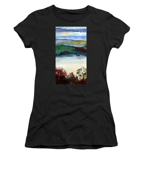 Cold Bright Morning England Women's T-Shirt