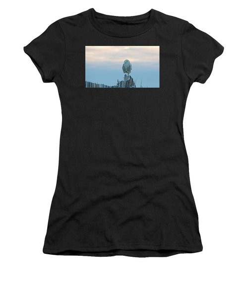Cold Morning Light Women's T-Shirt (Athletic Fit)