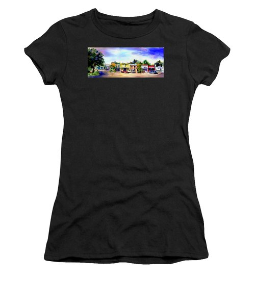 Colfax Main And Church Street Women's T-Shirt