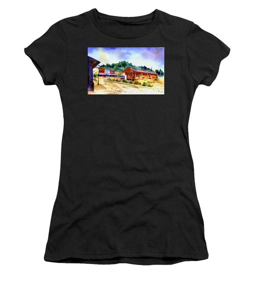 Colfax Rr Junction Women's T-Shirt
