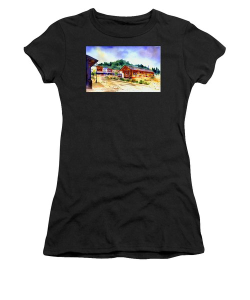 Colfax Rr Junction Women's T-Shirt
