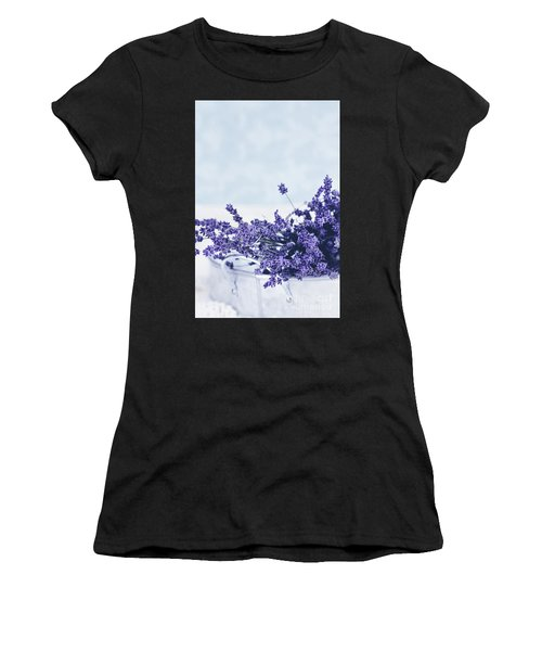 Collection Of Lavender  Women's T-Shirt