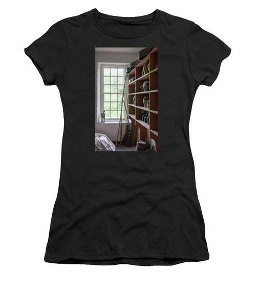 Colonial Kitchen Pantry Women's T-Shirt