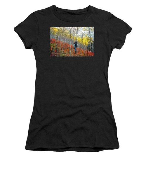 Color Fall Women's T-Shirt