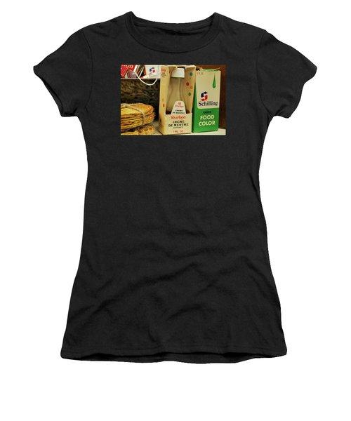 Color Me Old Women's T-Shirt (Athletic Fit)