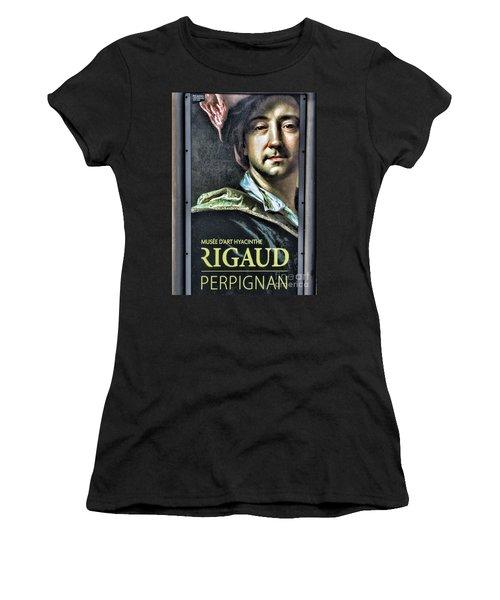 Color Rigaud Musee D' Art Perpignan France Up Close  Women's T-Shirt