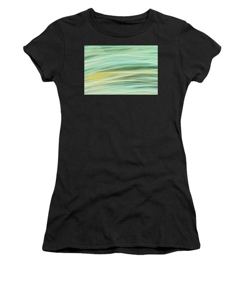 Color Swipe Women's T-Shirt