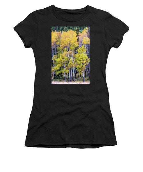 Colorado Color Women's T-Shirt (Athletic Fit)