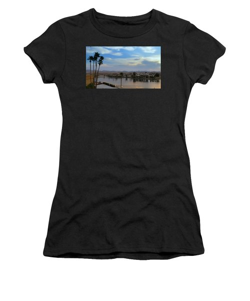 Colorado River View Women's T-Shirt (Athletic Fit)
