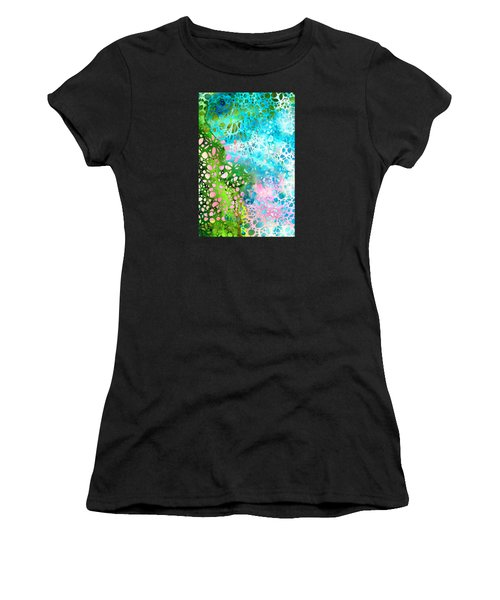 Colorful Art - Enchanting Spring - Sharon Cummings Women's T-Shirt