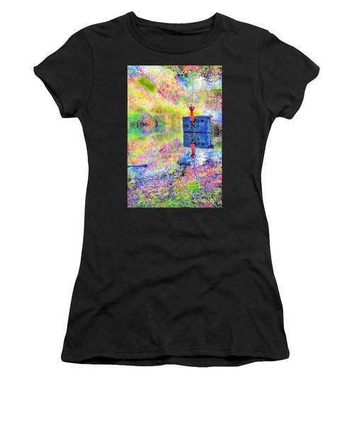Colorful Reflections Women's T-Shirt