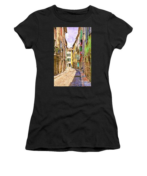 Colors Of Provence, France Women's T-Shirt
