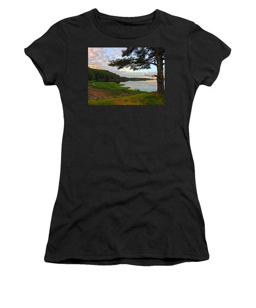 Colors Of The River Women's T-Shirt
