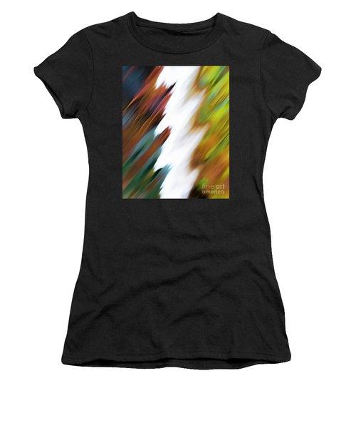 Colors Of Water Women's T-Shirt