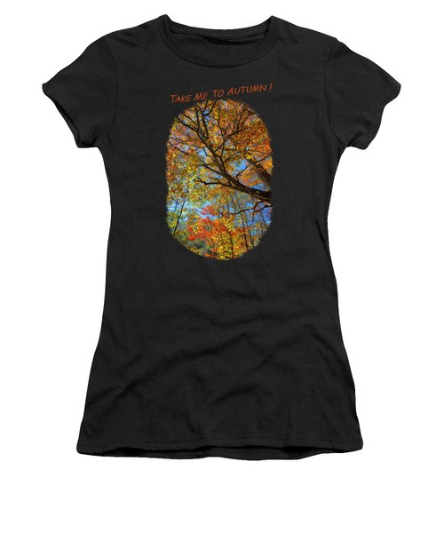 Colors On High 2 Women's T-Shirt