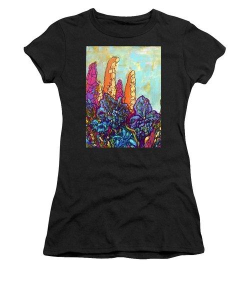 Colorwild Women's T-Shirt (Athletic Fit)
