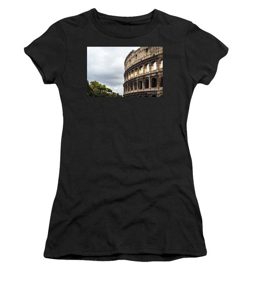 Colosseum Closeup Women's T-Shirt