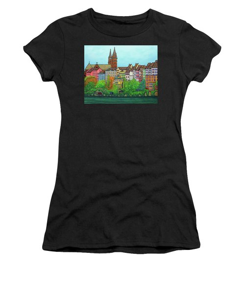 Basel, Colours Of Basel Women's T-Shirt