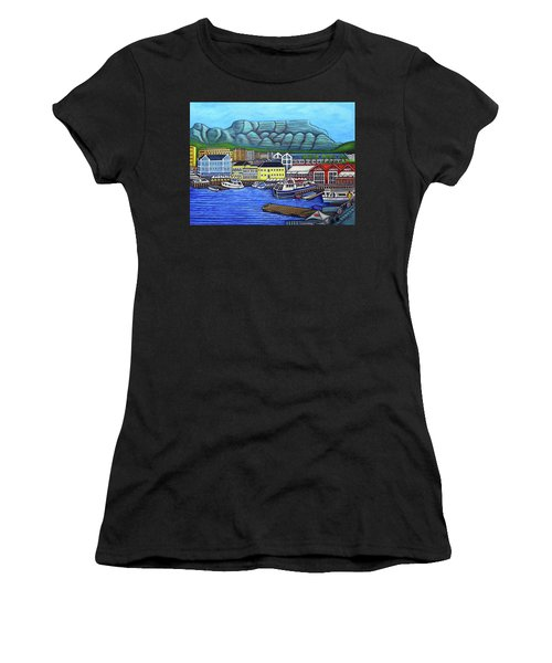 Colours Of Cape Town Women's T-Shirt (Athletic Fit)